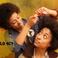 Scab hair ou cabelo 4c?