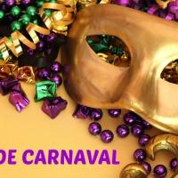 Olha o carnaval da preta