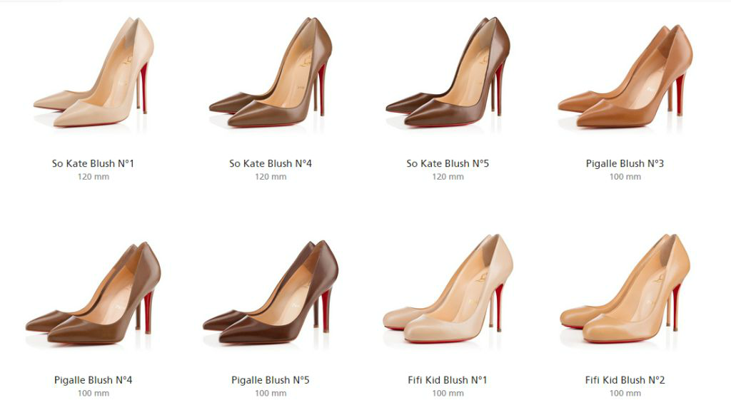 Christian-Louboutin-Nudes-Collection-beleza-black-power