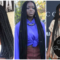 Como cuidar do cabelo crespo antes das tranças / box braids