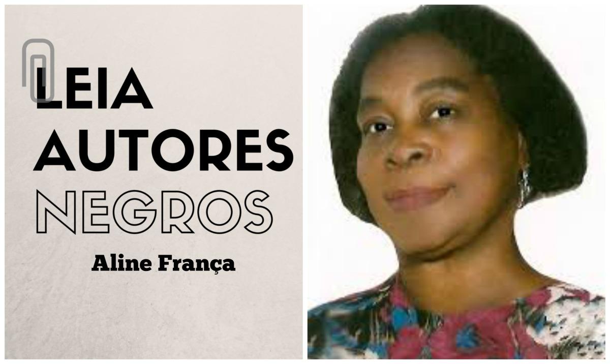 Série Leia Autores Negros - Aline França