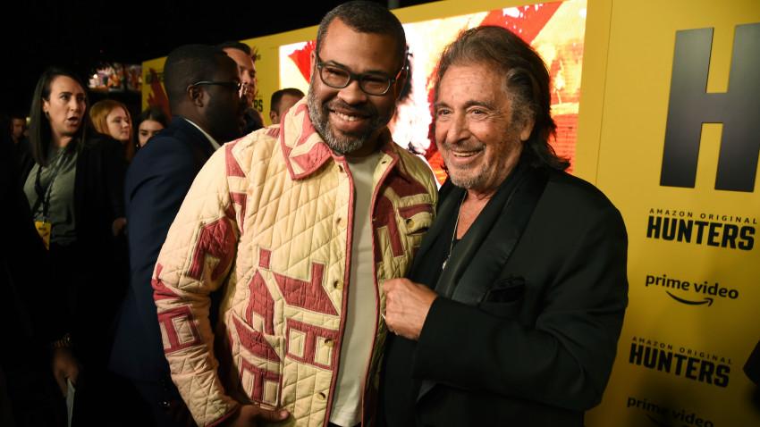Al Pacino, Jordan Peele